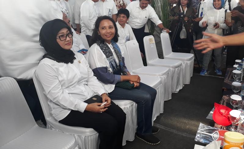 \Menteri Rini Ingin Kartini Indonesia Melek Perbankan   \