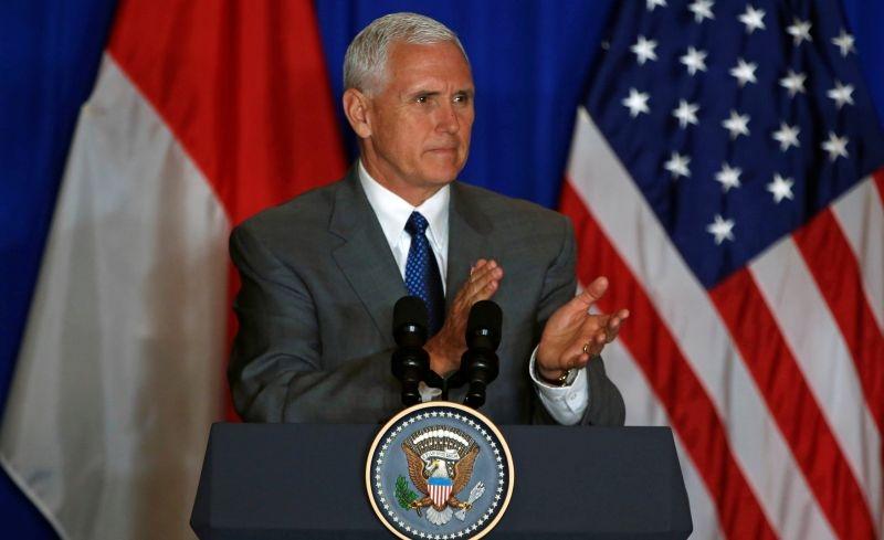 \Datang ke Indonesia, Wapres Amerika Bawa Investasi USD10 Miliar   \