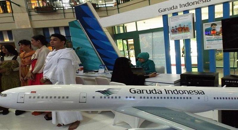\Garuda-AP II Siap Layani Penerbangan Internasional di Terminal 3 Soetta\