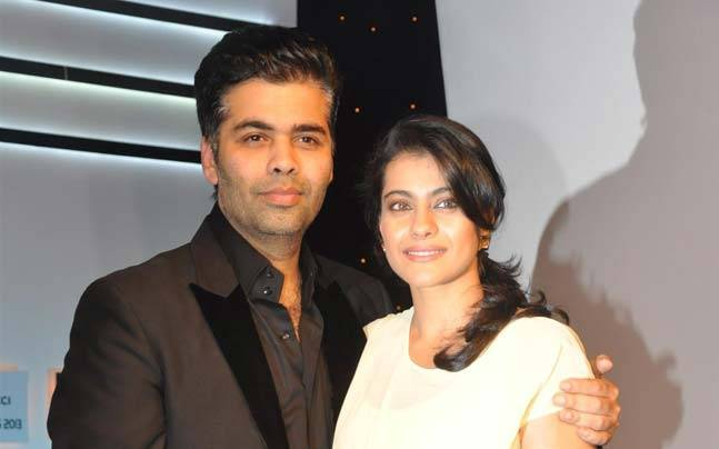 Karan Johar dan Kajol. (Foto: India Today)