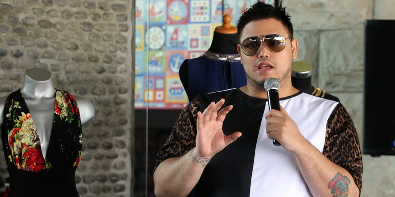 Ivan Gunawan (Foto: Okezone)