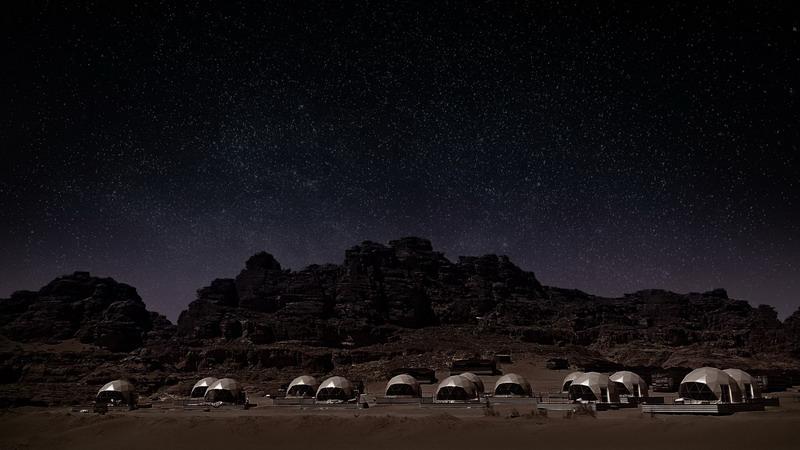 Berlibur di Yordania, Wisatawan Bisa Coba Rasakan Kehidupan di Planet Mars