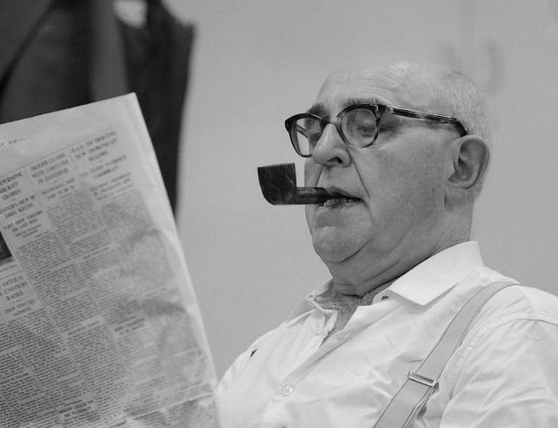 Ossip Bernstein (Foto: Vintage News)