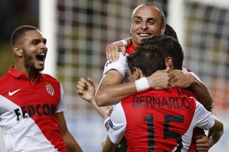 AS Monaco di Liga Champions 2016-2017 (Foto: Mirror)