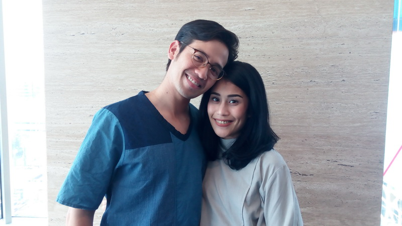Tarra Budiman dan Gya (Foto: Okezone)