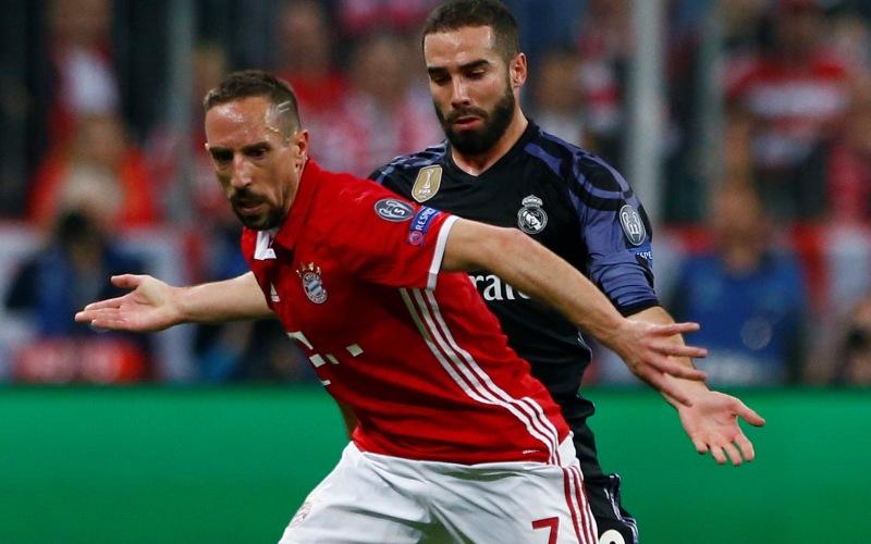 Frank Ribery (Foto: Reuters/Michaela Rehle)