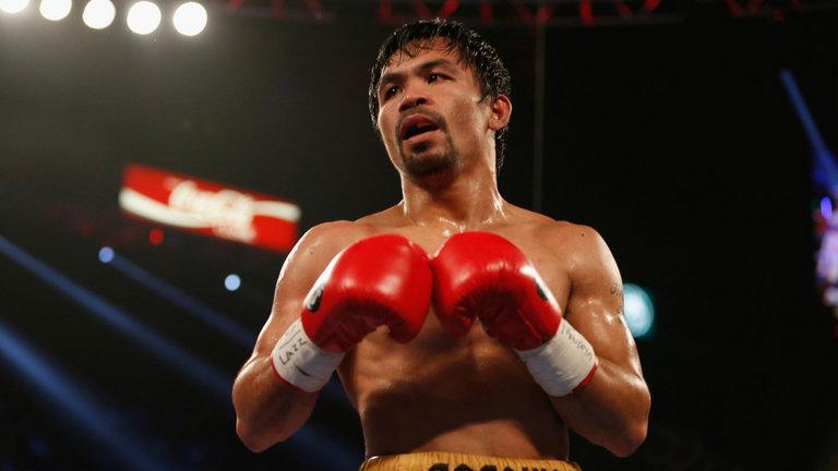 Manny Pacquiao (Foto:Skysport)