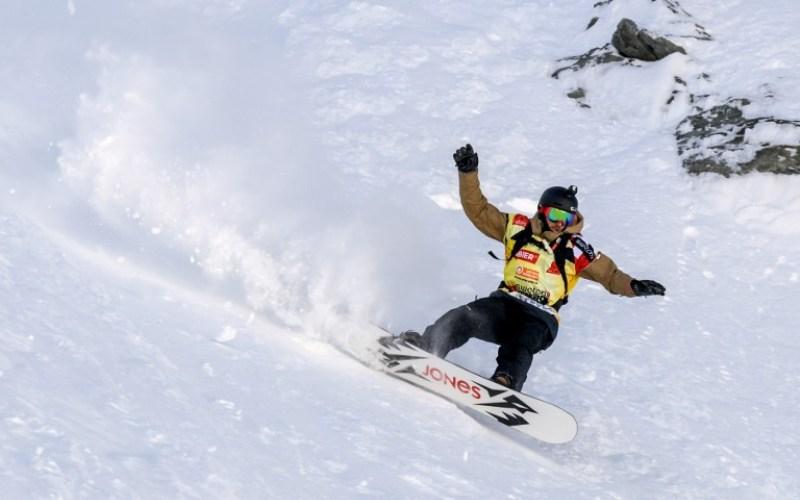 Snowboarding (Foto: AFP)