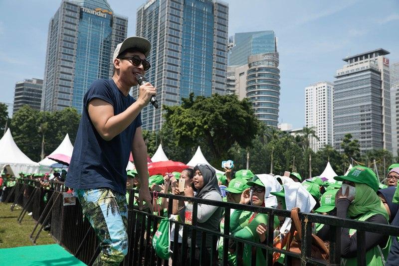Prioritaskan Kesehatan, Ribuan Perempuan Indonesia Ramaikan Move Now Day