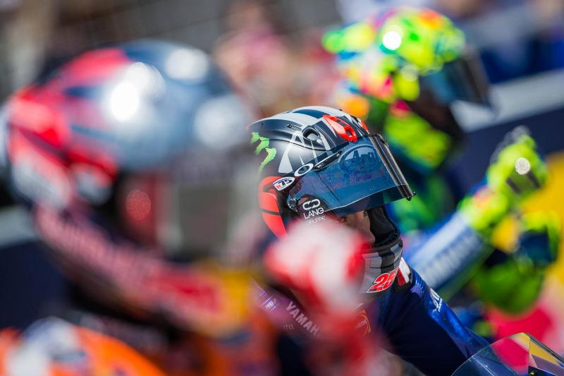 Maverick Vinales. (Foto: MotoGP)