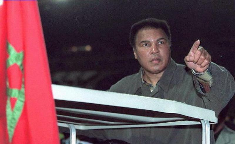 Muhammad Ali (Foto: Abdelhak Senna/AFP)