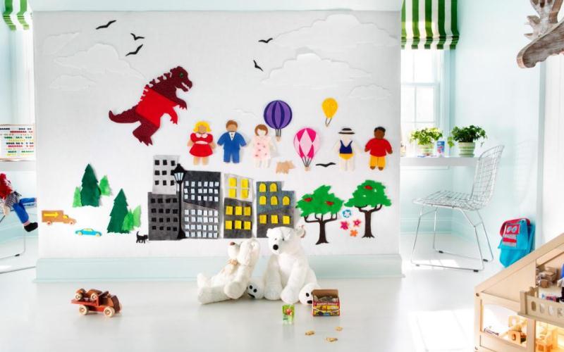 Moms, Ini Lho 3 Ide Area Bermain untuk Anak di Dalam Rumah