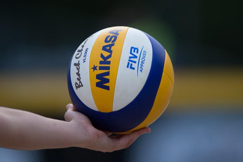 Ilustrasi bola voli (Foto: Shutterstock)