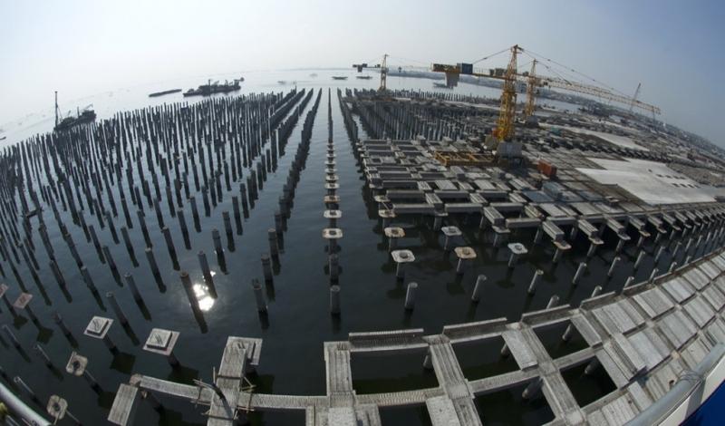 \Mantap! China Siap Investasi USD5,9 Miliar di Pelabuhan Tanjung Priok\