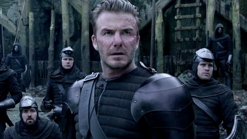 David Beckham Bintangi Film King Arthur