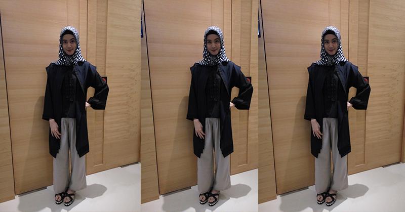 Tren Hijab saat Ramadan, Desainer: Jangan Pikirkan Kerennya Saja!