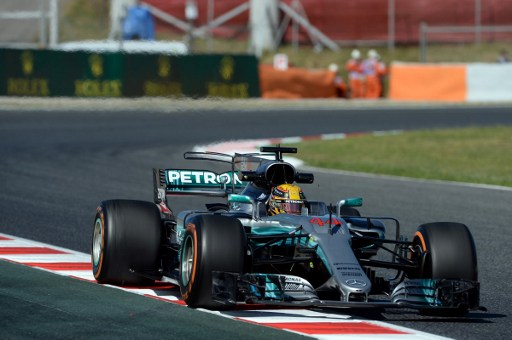 Lewis Hamilton (Foto:AFP)