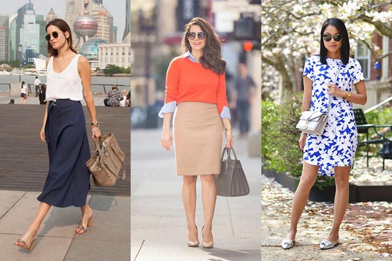 Work Outfit untuk si Wanita Karier yang Dinamis
