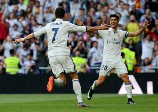 Marco Asensio (Foto:AFP)