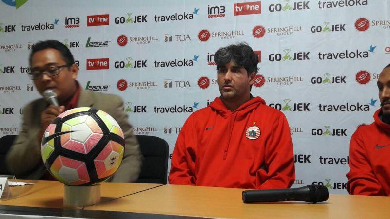 Pelatih Persija, Alessandro Stefano Cugurra (Foto: Istimewa)