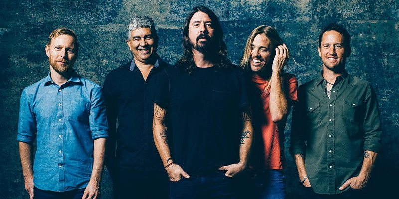 Foo Fighters (Foto: BandwagonAsia)