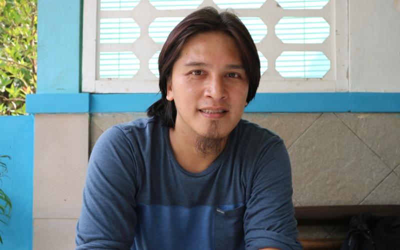 Deni Saputra (Foto: Revi/Okezone)