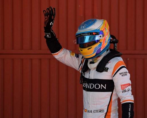 Fernando Alonso (Foto:AFP)