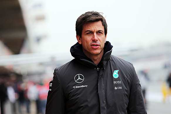 Toto Wolff (Foto:AFP)