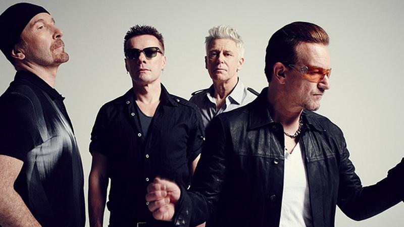 U2 (Foto: Billboard)