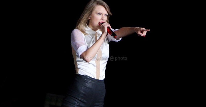 Taylor Swift (Foto: Okezone)