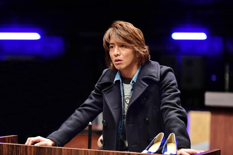 Takuya Kimura. (Foto: The Straits Times)