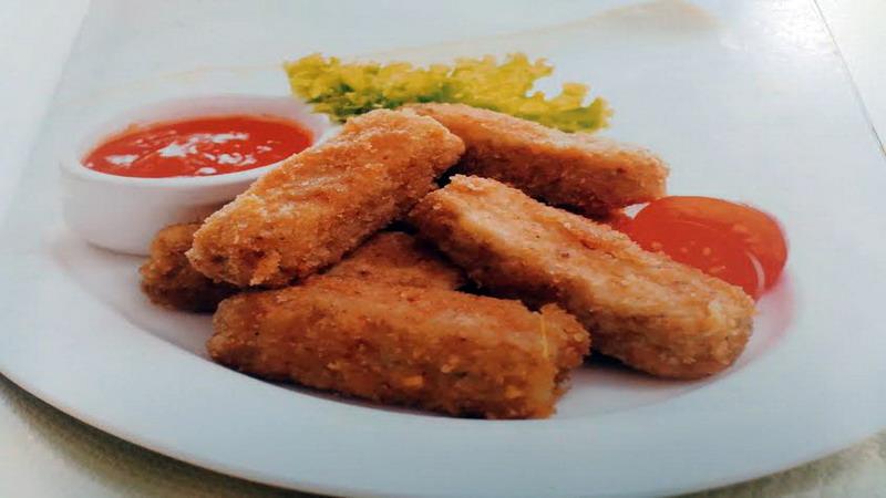 RESEP PILIHAN: Bosan Nugget Ayam? Ibu Wajib Jajal Bikin Nugget Rumput Laut