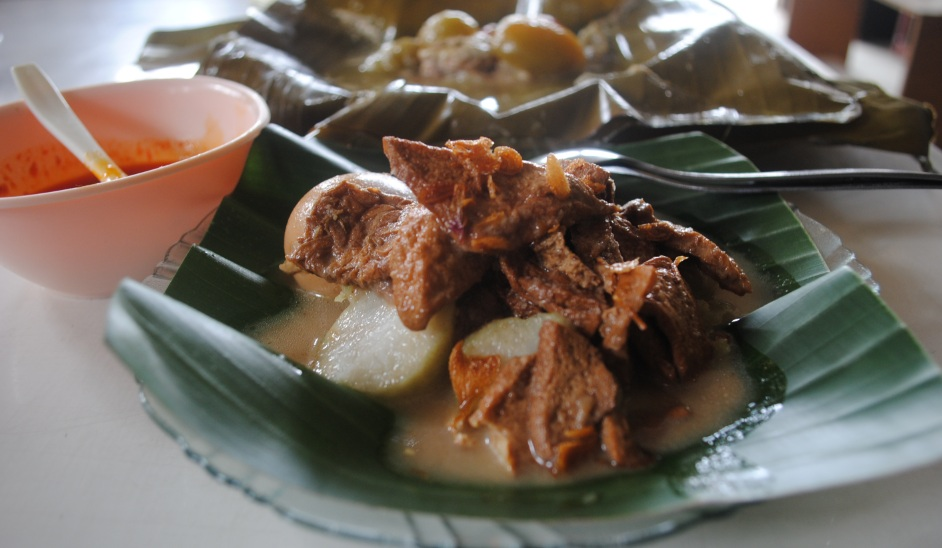 Lentog Tanjung Kuliner Khas Kudus