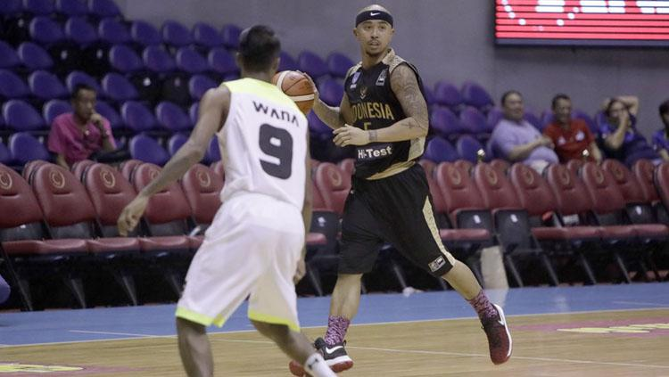 Point guard andalan Indonesia, Mario Wuysang / laman resmi FIBA