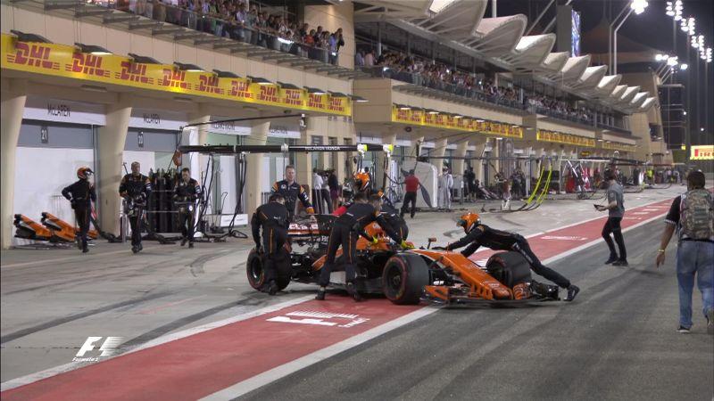 Fernando Alonso (Foto: Twitter Resmi F1)