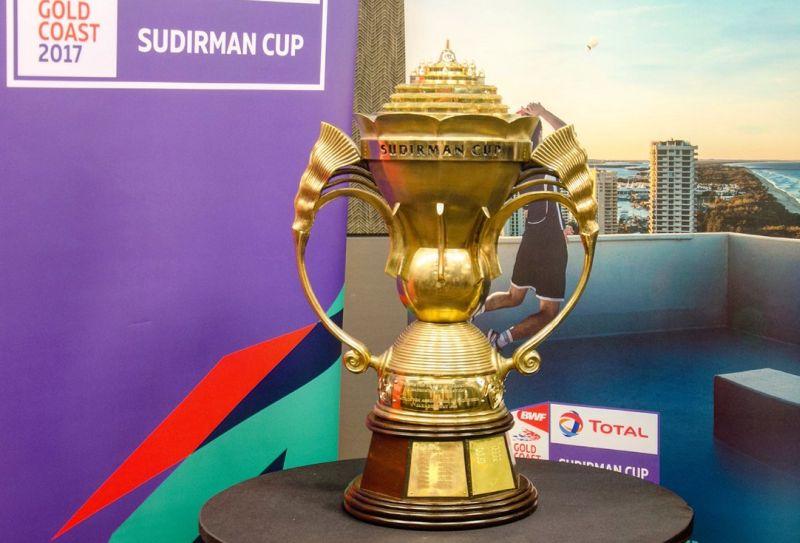 Piala Sudirman (Foto: BWF)