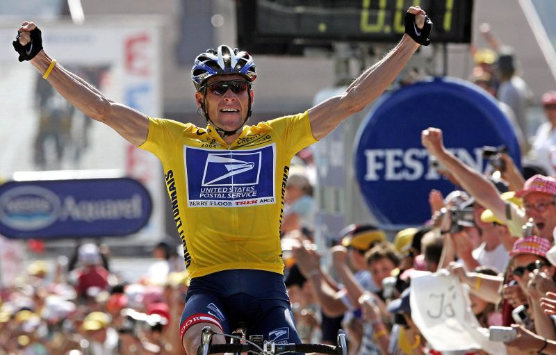 Lance Armstrong (Foto: The New York Times)