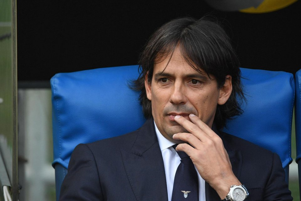 Simone Inzaghi. (Foto: The Sun)
