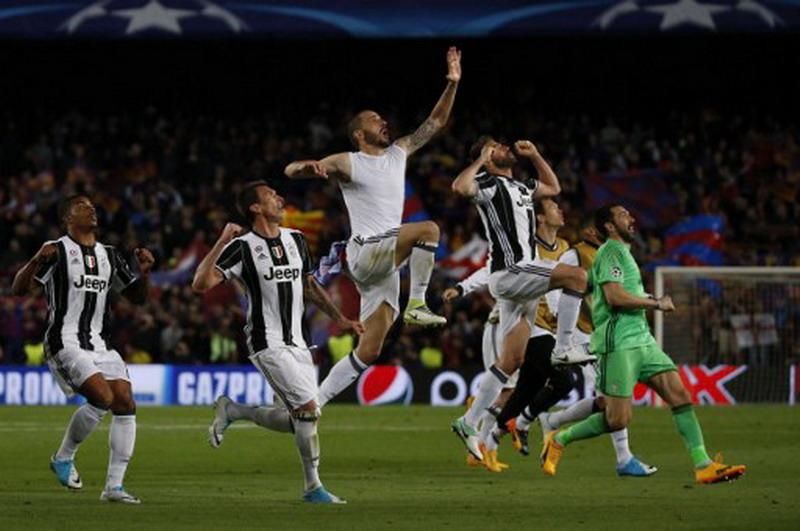 Juventus tantang Lazio di final Coppa Italia. (Foto: AFP/Marco Bertorello)
