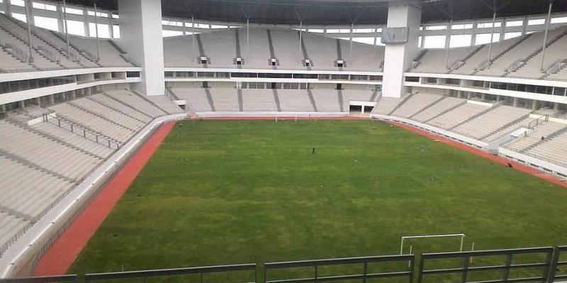 Kondisi Stadion Batakan pada Maret 2017. (Foto: Facebook Stadion Batakan)