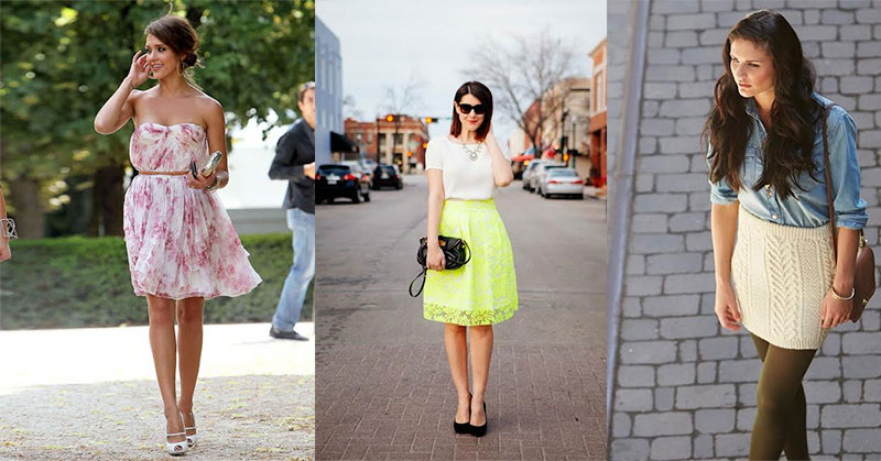 Punya Maxi Skirt yang Tidak Terpakai? Sulap Jadi Rok Cantik Saja!