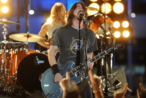 Foo Fighters. (Foto: Loudwire)