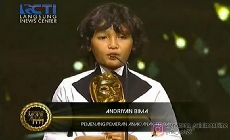 Andriyan Bima (Foto: Capture RCTI)