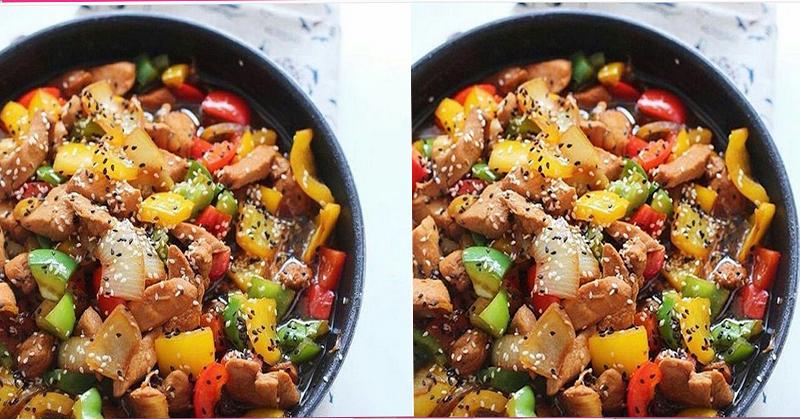 Resep Chicken Paprika Teriyaki, Menu Makan Malam Spesial Bersama Keluarga