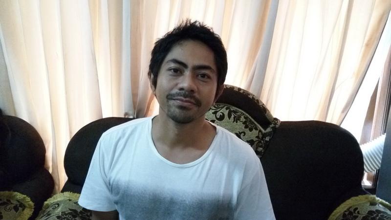 Diaz Ardiawan (Foto: Vania/Okezone)