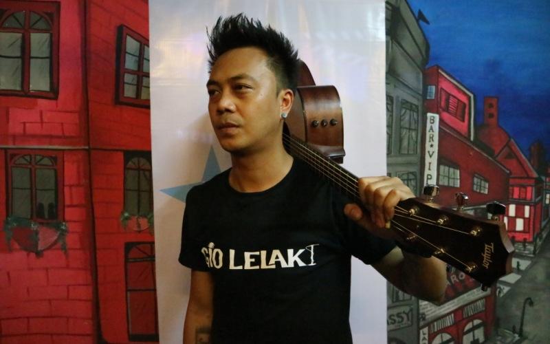 Gio Lelaki (Foto: Revi/Okezone)