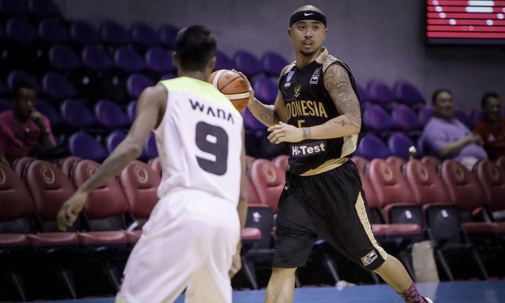 Indonesia usai mengalahkan Myanmar siap menghadapi Filipina (Foto: laman resmi FIBA)