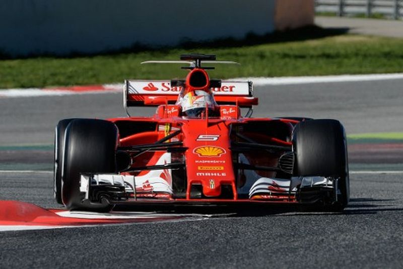 Sebastian Vettel (Foto: Josep Lago/AFP)