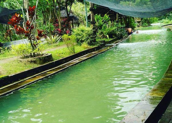 Liburan ke Kampung Kragilan Yuk, Taman Air Eksotis di Boyolali