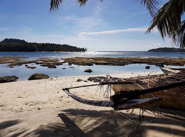 Menengok Pulau Tello, Spot Wisata Populer di Kalangan Turis Bule